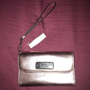💕 NEW Victoria's Secret Wristlet Wallet Bag Pink